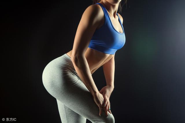 上半身瘦,下半身胖怎么办?试试这几个动作,还你性感美腿! 美容 第1张