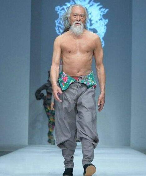 王德顺,中国最帅大爷的人生感悟 励志 第1张