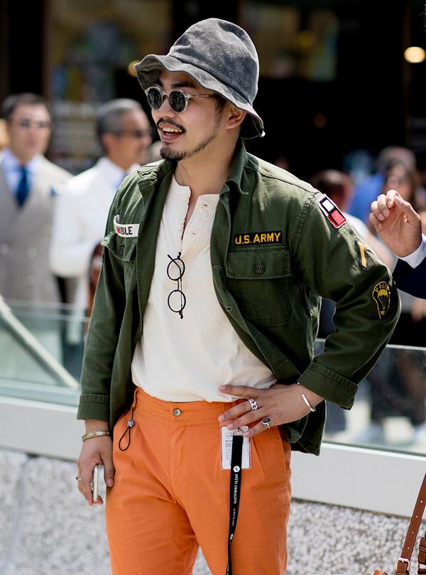 怎么样提升男士穿衣品味 时尚 第1张