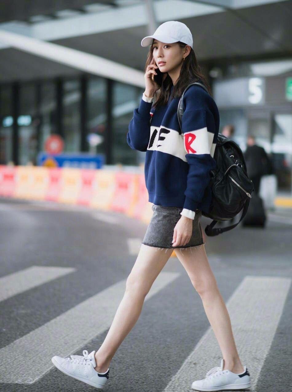 张钧甯(níng)走性感风简直秒杀柳岩! 时尚 第9张
