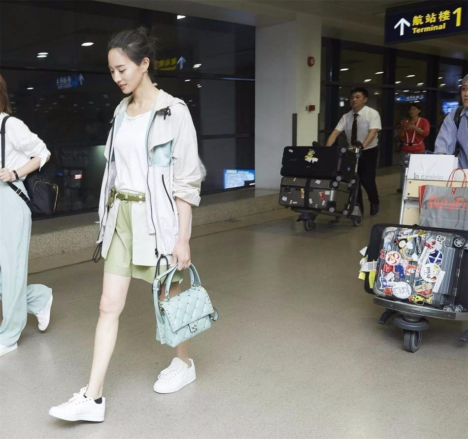 张钧甯(níng)走性感风简直秒杀柳岩! 时尚 第10张