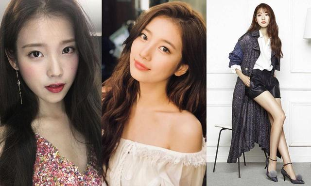 IU、秀智、朴信惠7位韩国女星瘦脸秘籍大公开!减肥餐单+瘦身秘诀 美容 第1张