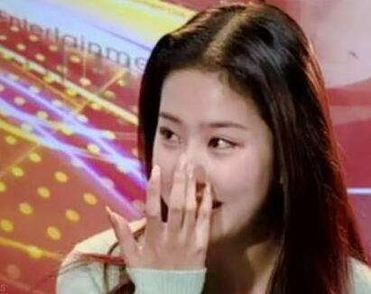 刘亦菲的胸有多大,刘亦菲15岁旧照曝光 娱乐 第1张