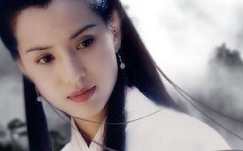 李若彤无P图照有点吓人,当初的小龙女已经老了 娱乐 第1张