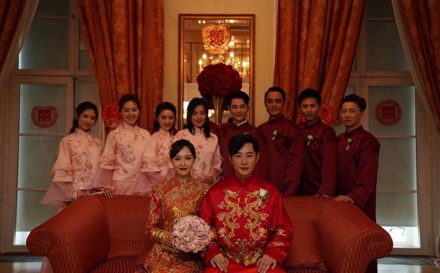唐嫣罗晋结婚照片大全,婚礼没有任何品牌赞助,晚宴由明道主持,胡歌友情开唱 娱乐 第2张